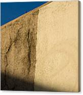 Above The Wall Canvas Print