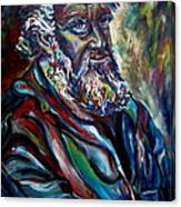 Abraham  Patriarch Canvas Print