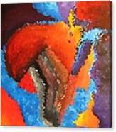 Abs 0446 Canvas Print