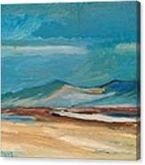 Absaroka Rain Canvas Print