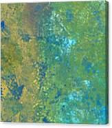 Abstact 6 Canvas Print