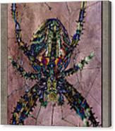 Abstrachid 3 Canvas Print