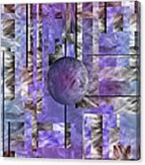 Abstract   Sphere Canvas Print