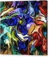 Abstract 082713b Canvas Print