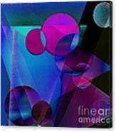 Abstract 105 Canvas Print