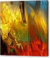 Abstract 3580 Canvas Print