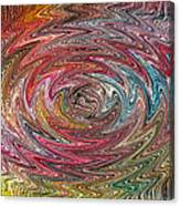 Abstract 404 Canvas Print