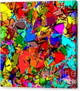 Astratto - Abstract 50 Canvas Print