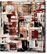 Abstract 524-11-13 Marucii Canvas Print
