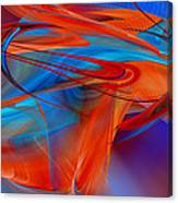 Abstract - Airey Canvas Print