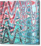 Abstract Approach Iv Canvas Print