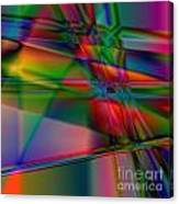 Lineage - Square Abstract Print Canvas Print