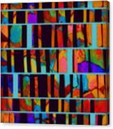 abstract - art- Color Pop  Canvas Print