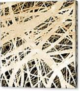 abstract- art- Neurons Canvas Print