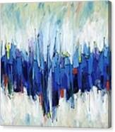 Abstract Art Sixty-two Canvas Print