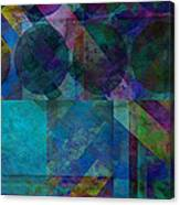 abstract - art - Stripes Five  Canvas Print