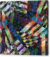 abstract - art - Tilt Two Canvas Print