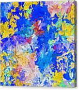 Abstract Series B10 Canvas Print