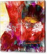 Abstract Series B8 Canvas Print