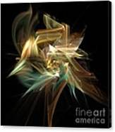 Abstract Bloom  Canvas Print