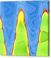 Abstract By Photoshop 12 Canvas Print