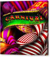 Abstract - Carnival Canvas Print