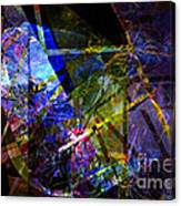 Abstract Composite 1 Canvas Print