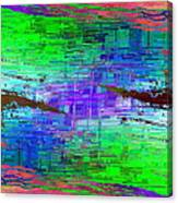 Abstract Cubed 114 Canvas Print