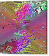 Abstract Cubed 136 Canvas Print