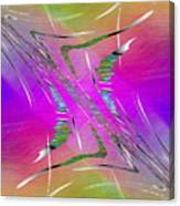 Abstract Cubed 223 Canvas Print