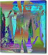 Abstract Cubed 75 Canvas Print