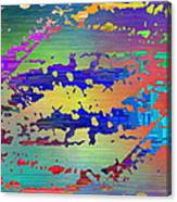 Abstract Cubed 99 Canvas Print