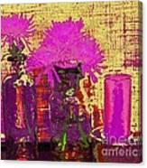 Abstract Decor Canvas Print
