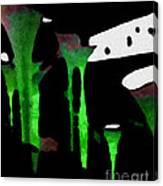 Green Sensation Canvas Print