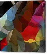 Abstract Distraction Canvas Print