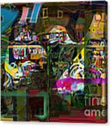 Tefilla Without Cavona 7b J Canvas Print