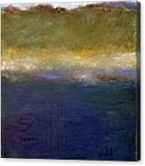 Abstract Dunes Ll Canvas Print