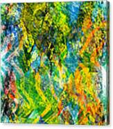 Abstract - Emotion - Admiration Canvas Print