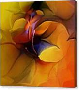 Abstract From Within Canvas Print