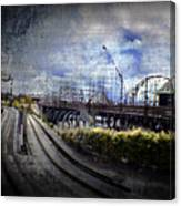 Ghost Ride Canvas Print