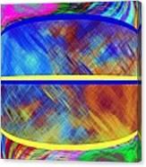 Abstract Fusion 173 Canvas Print