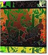 Abstract Fusion 193 Canvas Print