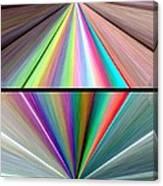 Abstract Fusion 242 Canvas Print