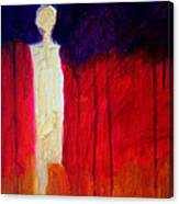 Abstract Ghost Figure No. 1 Canvas Print