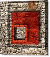 Abstract Istriana Canvas Print