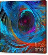 Abstract Jet Propeller Canvas Print