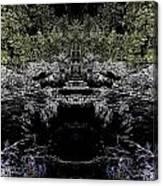 Abstract Kingdom Canvas Print