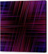 Abstract Lines 3 Canvas Print