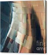 Abstract Metal 4 Canvas Print