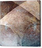 Abstract Metal Canvas Print
